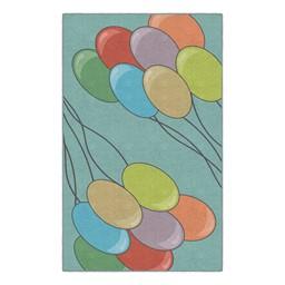 Floating Balloons Rug