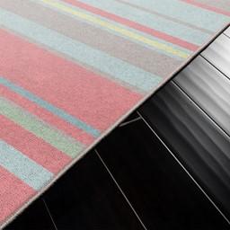 Sherbet Stripes Rug