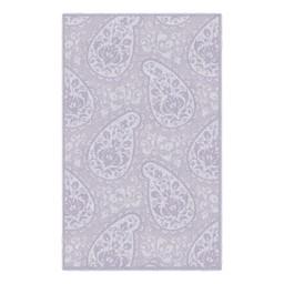Paisley Rug - Lavender