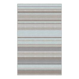 Pastel Stripes Rug - Blue