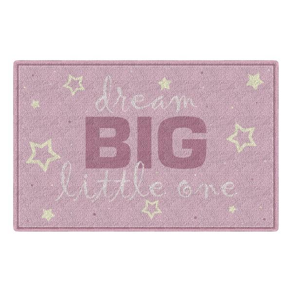 Big Dreams Rug - Pink