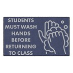 Handwashing Reminder Rugs