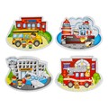 Mini Puzzles - Set of Four