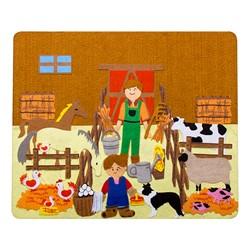 Felt Storyboard - Barn