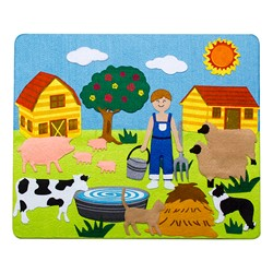Felt Storyboard - Farm