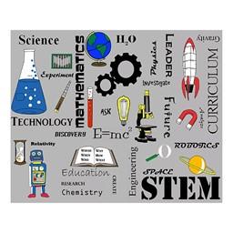 "STEM Subjects Classroom Rug - 10' 6"" W x 13' 2"" L"