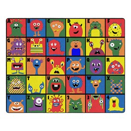 "Monster Seating Rug (10\' 9"" W x 13\' 2\"" L)"