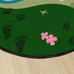 Nature Discovery Preschool Rug