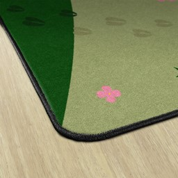 Nature of Things Classroom Rug
