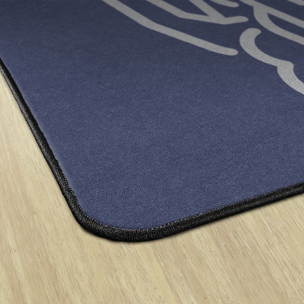 Employees Hand Wash Durable Rug - Square