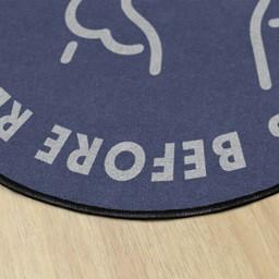 Employees Hand Wash Durable Rug - Edge