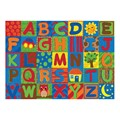 Alphabet Toddler Rug