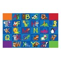 Alphabet Animals Rug