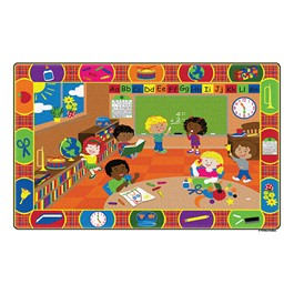 Find & Match Classroom Rug™