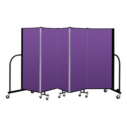 6' H Freestanding Portable Partition
