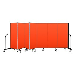 4' H Freestanding Portable Partition