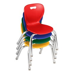 Shapes Series Preschool Chair - Stacked