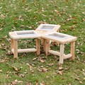 Outer Spaces Wooden Work Around Sensory Table - SO