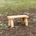 Outer Spaces Wooden Bench - SO