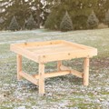 Outer Spaces Wooden Activity Table w/ Lip - SO