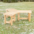 Outer Spaces Wooden Workaround Activity Table - SO