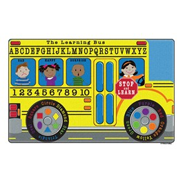 The Learning Bus Rug™