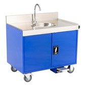 Hand Sanitizers & Portable Sinks