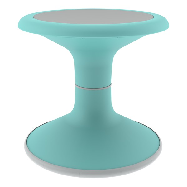 """Kids Active Motion Stool - 12"""" Seat Height - Turquoise"""