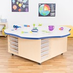 Preschool Activity Tables