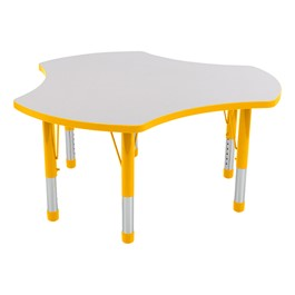 Cog Adjustable-Preschool Collaborative Table