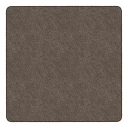 Healthy Living Solid Color Rug - Square (6' W x 6' L) - Wheat
