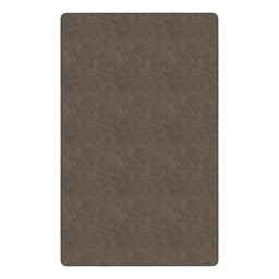 Healthy Living Solid Color Rug - Rectangle (12' W x 15' L) - Wheat