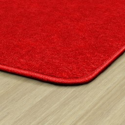 Healthy Living Solid Color Rug - Edges