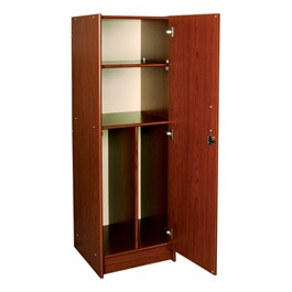 Teacher Wardrobe w/ Right Hinge Door