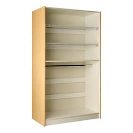 Coat & Hat Uniform Storage Cabinet