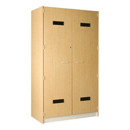 Robe & Uniform Storage Cabinet