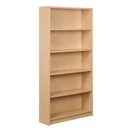 "Single-Faced Adjustable Shelving - Starter Unit (74"" H)"