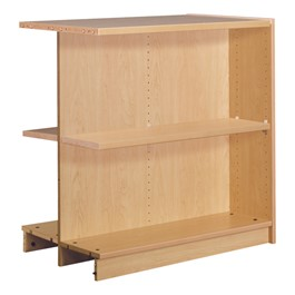 "Double-Sided Adjustable Shelving - Adder Unit (39"" H)"