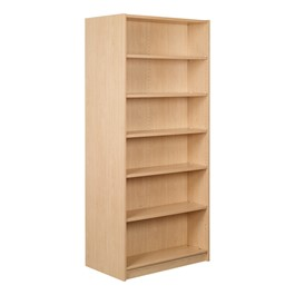"Double-Sided Adjustable Shelving - Starter Unit (84"" H)"