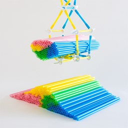 Building Straws - 50 Pack
