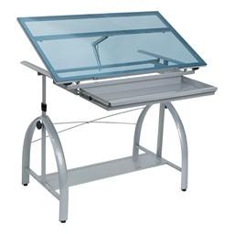 Avanta Drafting Desk - Open