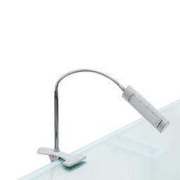 Art Clamp Lamp - White