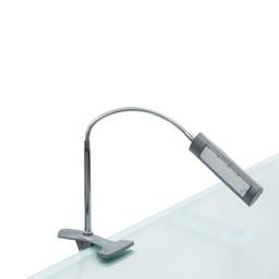 Art Clamp Lamp - Silver