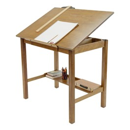 "Americana II Drafting Table (42"" W x 30\"" D)"