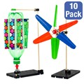 Mini Wind Turbine Activity - Pack of 10