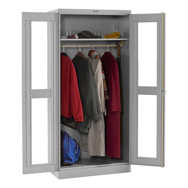 Deluxe Combination Cabinet w/ Glass Doors