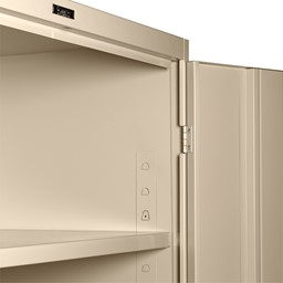 Deluxe Combination Cabinet - Frame