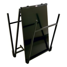 A-Frame Easel - Folding (Black Steel Magnetic)