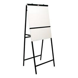 A-Frame Easel - Non-Folding (White Erasable Aluminum)