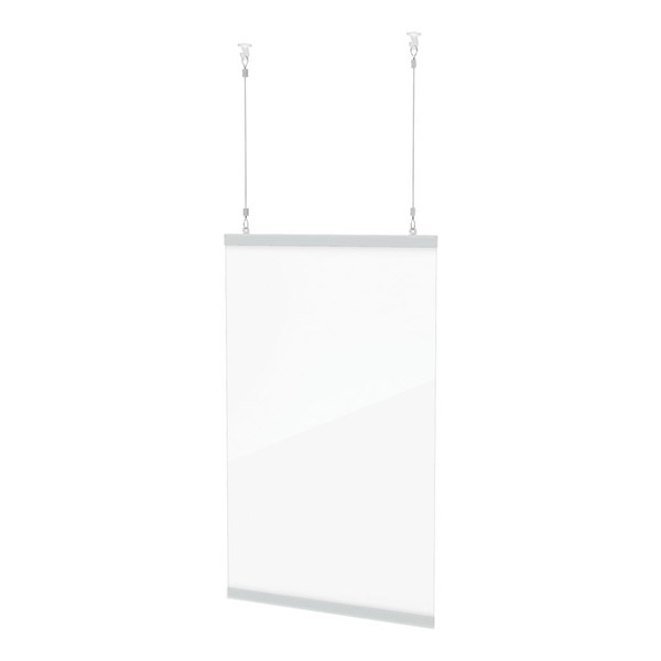 Hanging Clear Shield Set